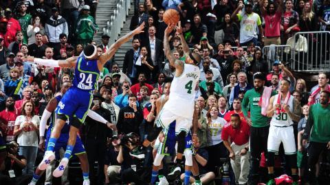 Top 10 Plays: January 2017 NBA Season