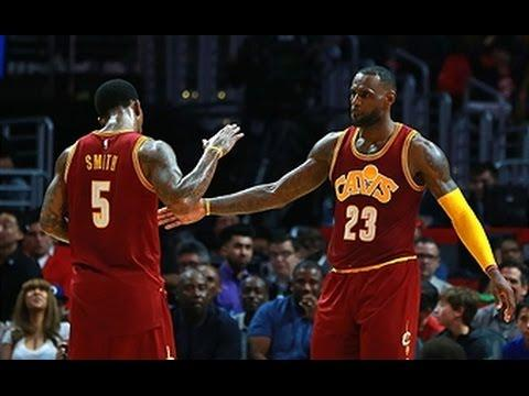 Inside Access:  Cleveland Cavaliers at Los Angeles Clippers