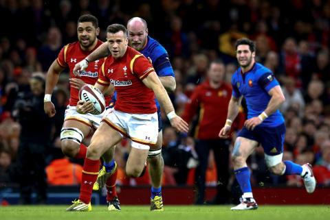 Galles 19-10 France, résumé officiel, 26th Février 2016
