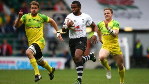 LONDON SEVENS HIGHLIGHTS: England impress as Fiji claim sevens title