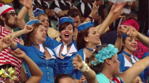 Rugby World Cup Sevens 2018 Fan Experience