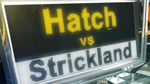 Dennis Hatch vs Earl Strickland Challenge Series