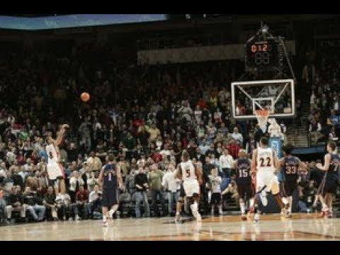 Historical Tissot Buzzer Beater: Monta Ellis Wins It for the Warriors   January 24, 2007
