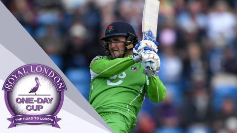 White Rose Yorkshire Makes Convincing Win Over Rivals Lancashire - One Day Cup Highlights
