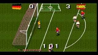 Soccer Superstars (Flair Software) (MS-DOS) [1994]