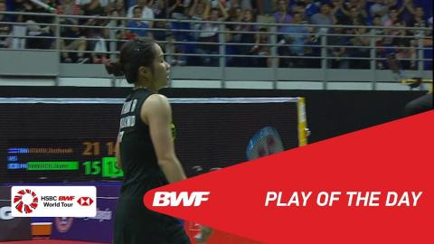 Play Of The Day | Badminton Semifinals - Perodua Malaysia Masters 2018 | BWF 2018