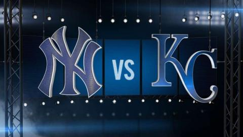 8/29/16: Royals ride five-run 7th to top Yanks, 8-5