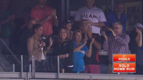 MIA@LAD: Members of the Fish Family travel to L.A.
