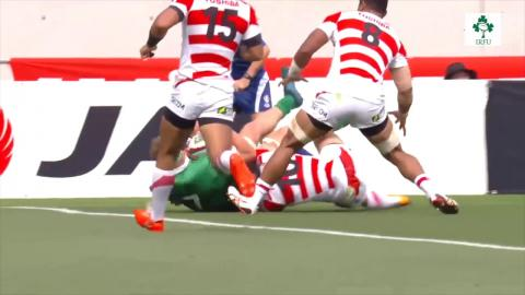Irish Rugby TV: Japan v Ireland 2nd Test Highlights