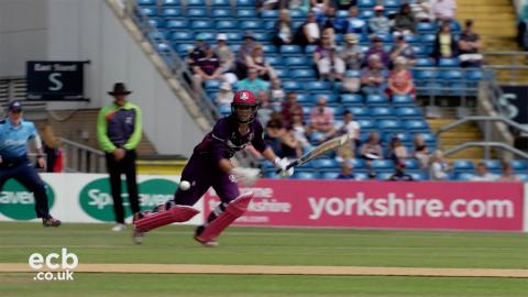 History! Loughborough Lightning win the first Kia Super League game