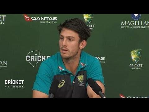 Marsh gives his verdict on the MCG pitch