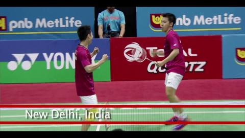 Badminton Unlimited | Montage - The Wonder Pair from Indonesia - Gideon & Sukamuljo