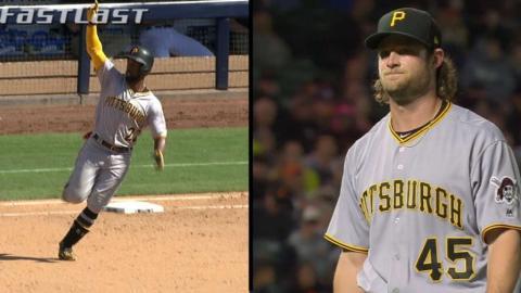 MLB.com FastCast: Giants acquire McCutchen, Cole to Astros - 1/15/18