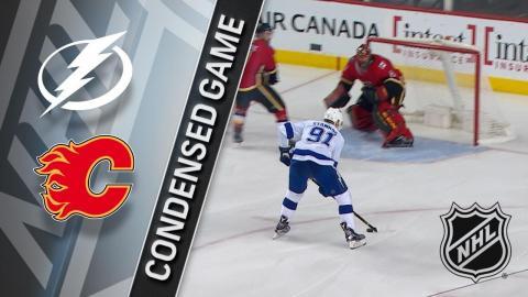 02/01/18 Condensed Game: Lightning @ Flames