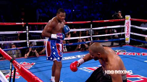 Luis Ortiz vs. Tony Thompson: Boxing After Dark Highlights (HBO Boxing)