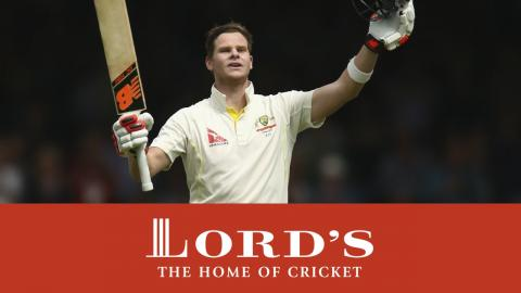 Steve Smith's Double Century at Lord's | Lord's Highlights 2015