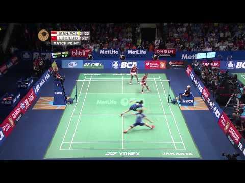 BCA Indonesia Open 2015 | Badminton Quarterfinals - Highlights