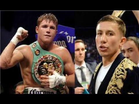 Canelo Alvarez  Gennady Golovkin Lara Ward Andrade Andy lee Mayweather Pacquiao HBO Boxing