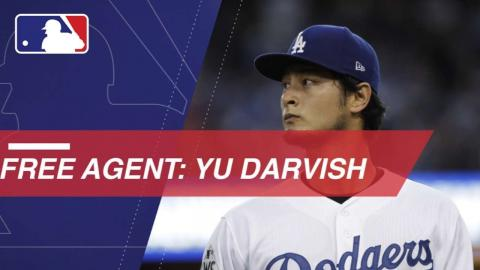 Darvish tops free-agent pitching market