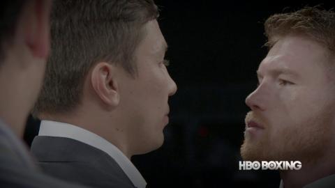 Hey Harold!: Canelo vs. Golovkin