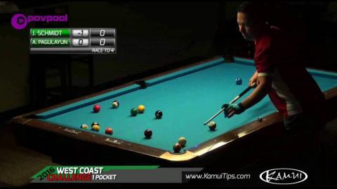 1 PCKT / John SCHMIDT vs Alex PAGULAYAN / 2016 WCC