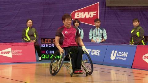 Badminton Unlimited   Lee Sam Seop - WH 1 Men's Singles, Doubles & Mixed