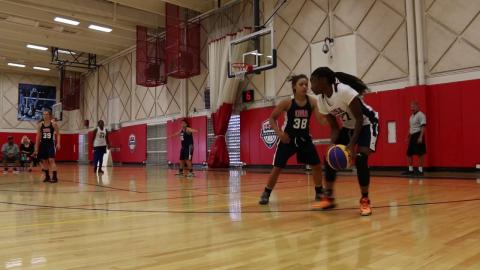 USA Basketball 3X3 Women's National Tournament Day 1 Recap