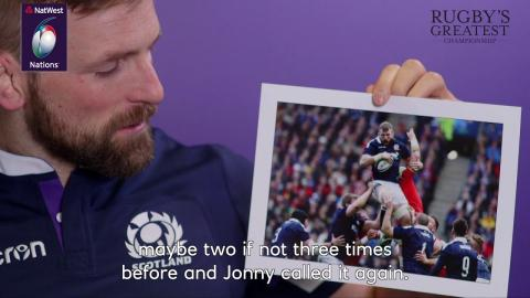 Competition: Win a signed John Barclay photo from 2017!   NatWest 6 Nations