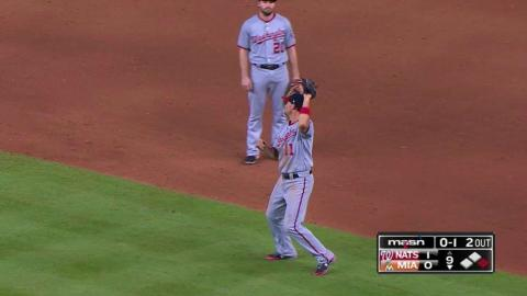 WSH@MIA: Doolittle nails down the Nationals' win