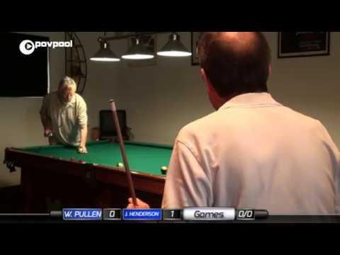 #2 • Wayne PULLEN vs John HENDERSON • James Boch's One Pocket Challenge