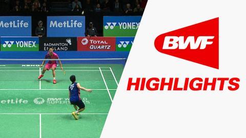 Yonex All England Open 2016 | Badminton R16 – Highlights