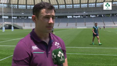 Irish Rugby TV: Felix Jones On His Week As Visiting Coach