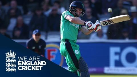 Joe Root Helps England Seal Series Whitewash over Ireland At Lord's - Royal London ODI