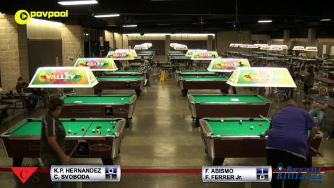 #8b -  Singles FINALS Part 2 - 2017 Texas ACS State 8-Ball Championship