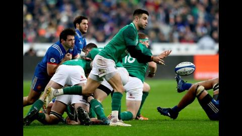 Faits saillants officiels du match: France v Irlande | NatWest 6 Nations