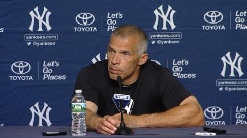 MIN@NYY: Girardi on the tight win and the bullpen