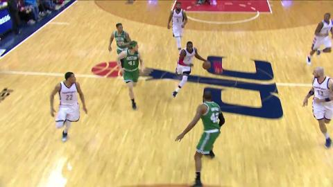 John Wall Shows His Wizardry with Handles and Assists | May 7, 2017