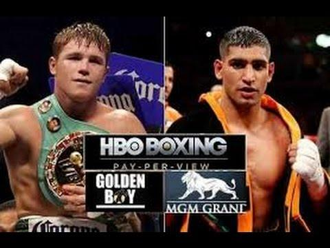 Saul Canelo Alvarez vs Amir Khan Fight Breakdown & Full Analysis ! Winner vs Gennady Golovkin ?