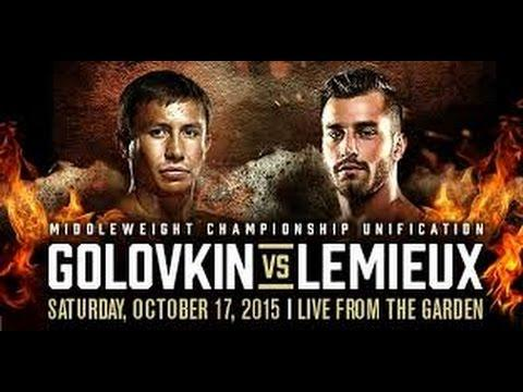 The Road To Golovkin vs Lemieux - HBO Boxing - Review - Gennady Golovkin vs David Lemieux