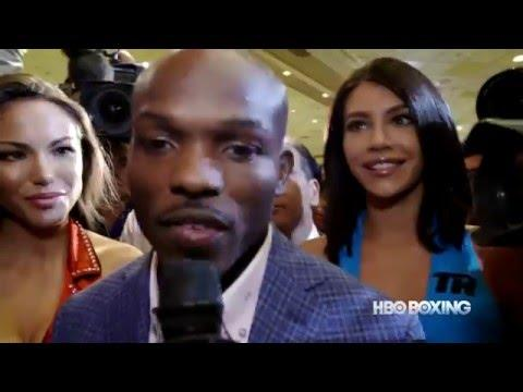 HBO Boxing News: Manny Pacquiao and Tim Bradley Las Vegas Arrivals