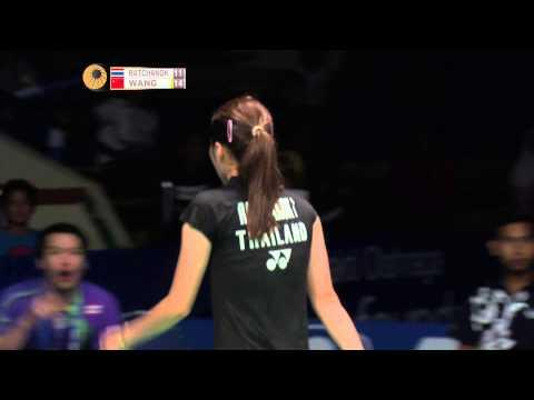 Play Of The Day | Badminton Semifinals - BCA Indonesia Open 2015