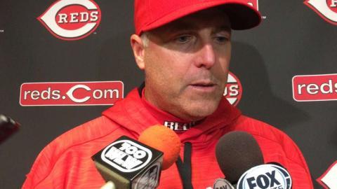SF@CIN: Price discusses Lamb's outing, 3-1 loss