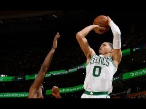 Best Plays From Tuesday Night's NBA Action! | Jayson Tatum Crossover and More!