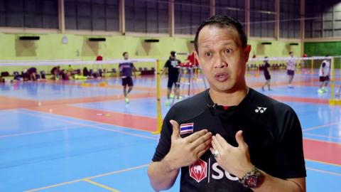 Badminton Unlimited | Thailand Sudirman Cup Preparations
