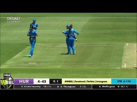 Adelaide Strikers v Hobart Hurricanes, WBBL|03