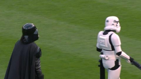 BAL@BOS: Red Sox host Star Wars night on May 4th