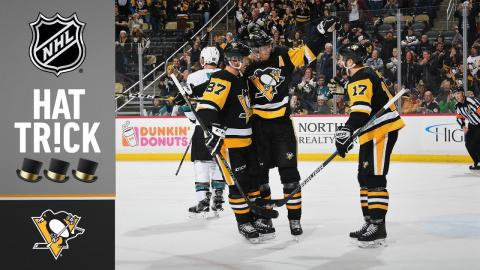 Evgeni Malkin notches 12th career hatty