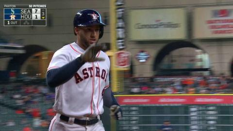 SEA@HOU: Springer launches a solo jack to right
