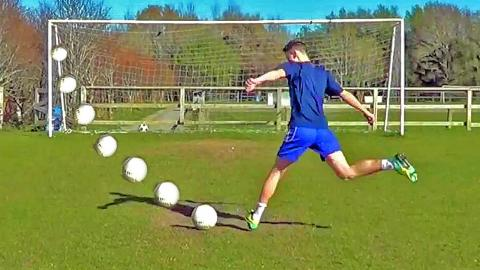 The WORLD'S BEST Soccer/Football Trickshots!