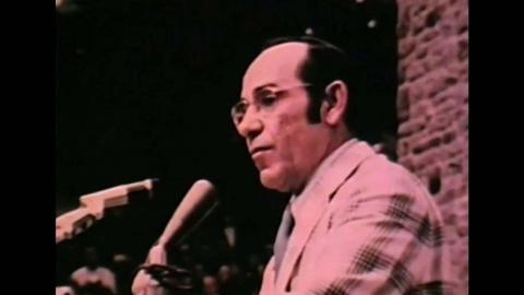 ATL@NYM: Mets' TV on Yogi Berra's speech, Yogi-isms